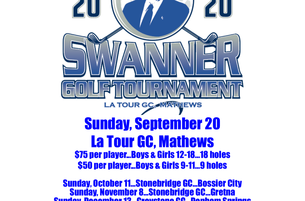 The Norman Swanner 2020 Golf Tournament