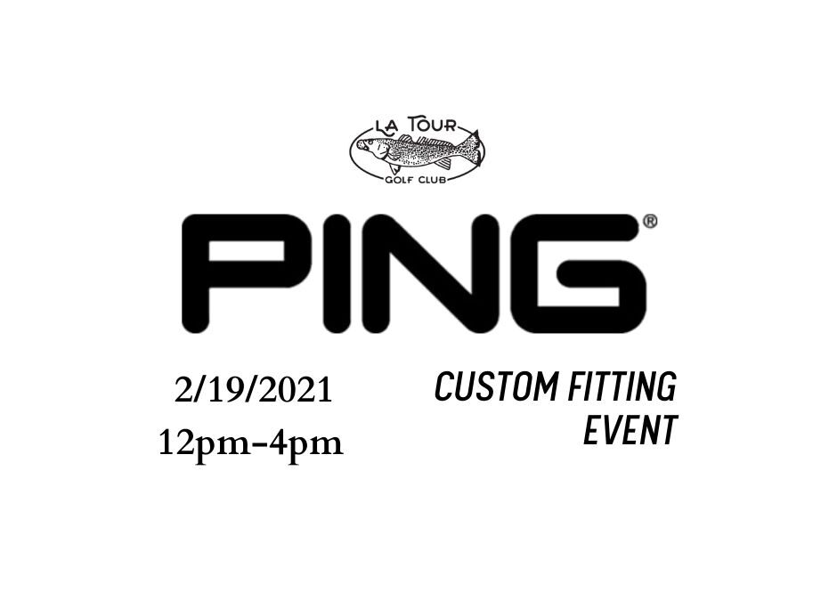 PING Fitting Experience
