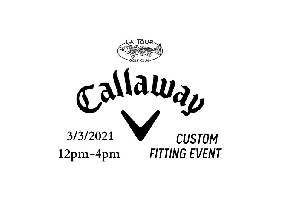CALLAWAY Fitting Experience